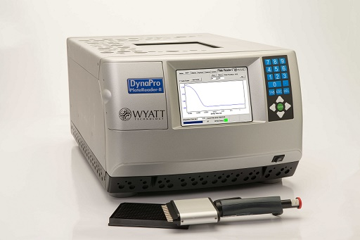 DynaPro Plate Reader Optimizes Screening Process for Biotherapeutic Candidates and Formulations