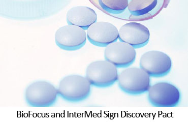 BioFocus and InterMed Sign Discovery Pact