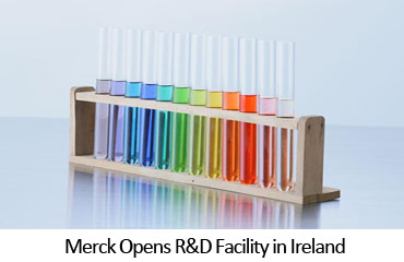 Merck Opens R&D Facility in Ireland