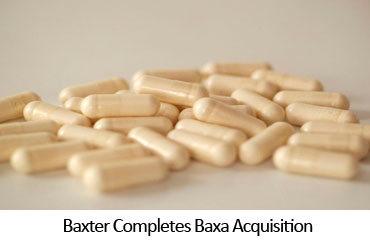 Baxter Completes Baxa Acquisition