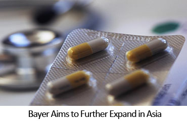 Bayer Aims to Further Expand in Asia