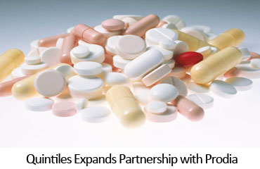 Quintiles Expands Partnership with Prodia