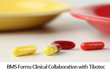BMS Forms Clinical Collaboration with Tibotec