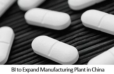BI to Expand Manufacturing Plant in China