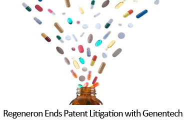 Regeneron Ends Patent Litigation with Genentech