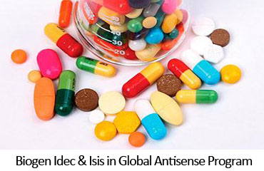 Biogen Idec & Isis in Global Antisense Program