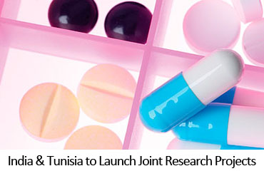 India & Tunisia to Launch Joint Research Projects