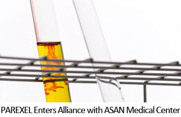 PAREXEL Enters Alliance with ASAN Medical Center