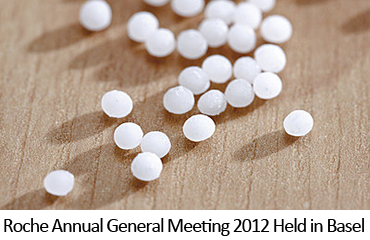 Roche Annual General Meeting 2012 Held in Basel