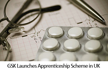 GSK Launches Apprenticeship Scheme in UK