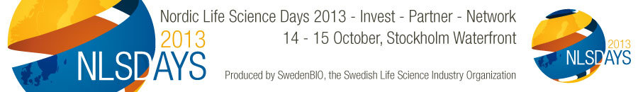 Nordic Life Science Days 2013