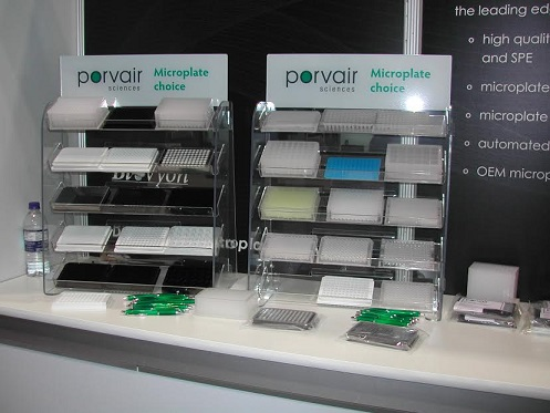 Specialist Microplate Products for Pittcon, Analytica & Genomics Research 2014