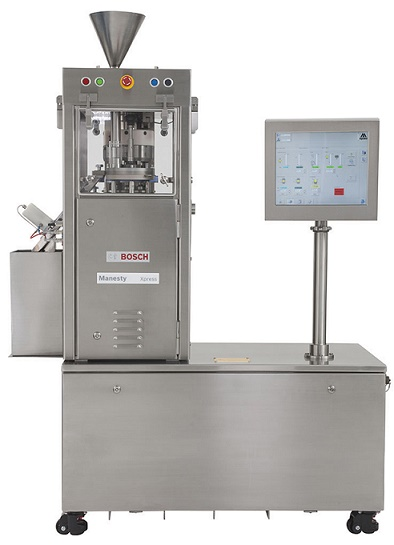 Bosch Presents Pharmaceutical Laboratory Equipment at CPhI Worldwide
