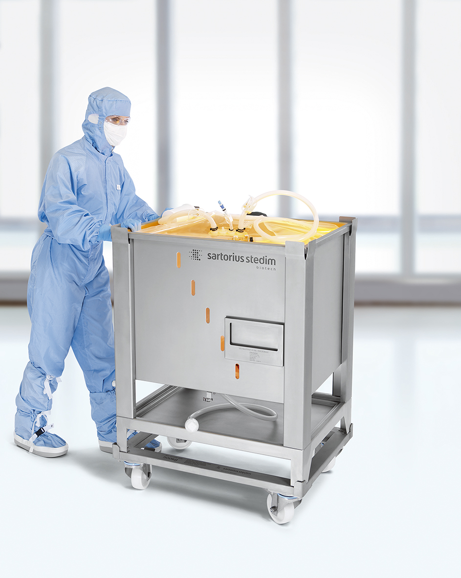 Sartorius Stedim Biotech launches Flexsafe 3D Pre-Designed Solutions for storage and shipping applications