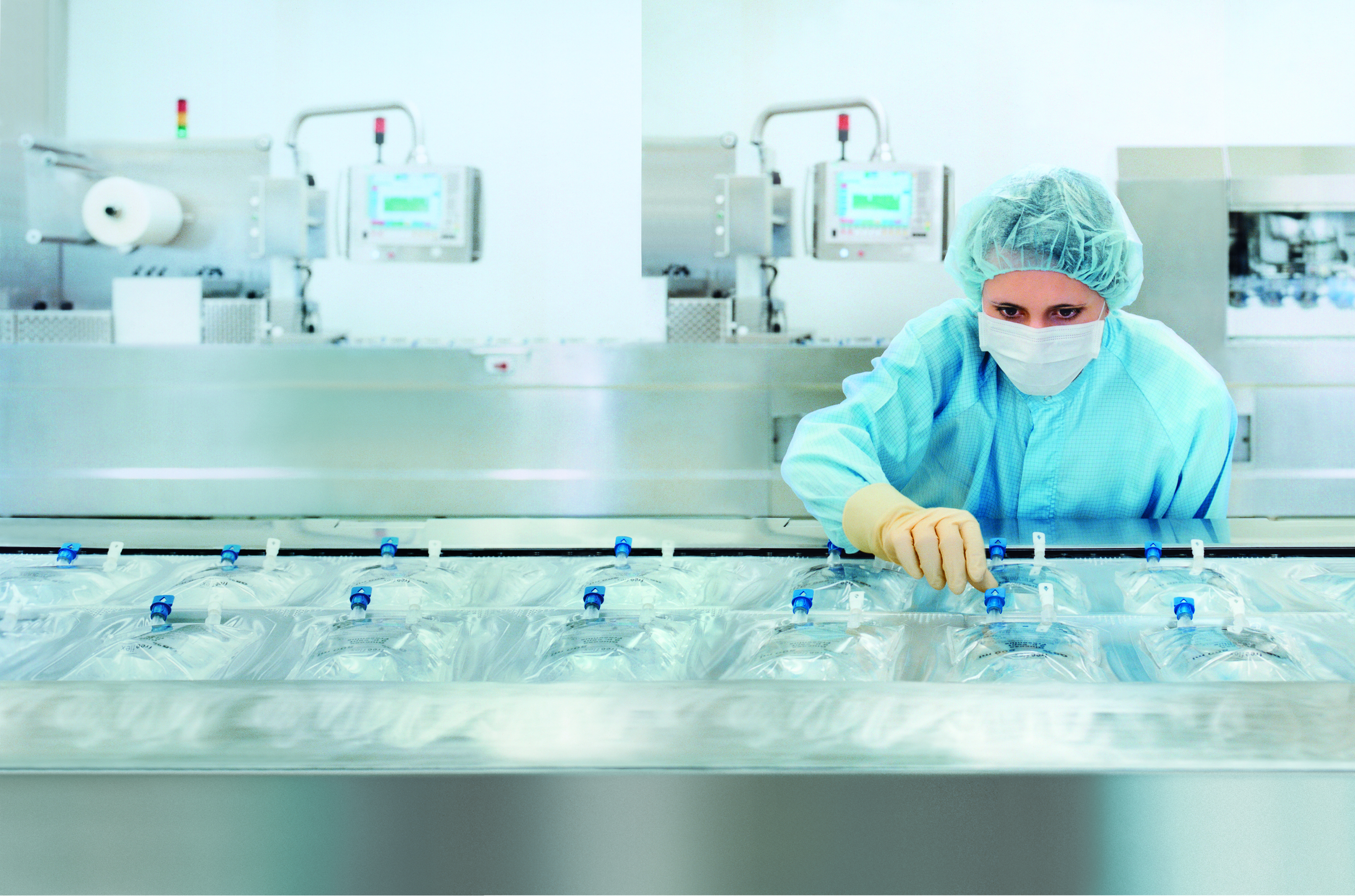 Fresenius Kabi Product Partnering - The Contract Manufacturer of Sterile Products