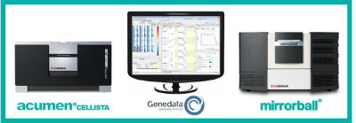 TTP Labtech partners with Genedata to provide out-of-the-box data analysis for high throughput screening