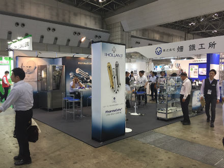 I Holland Presents Interphex Japan with its innovative tooling solutions