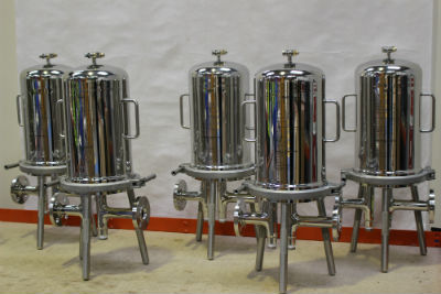 Bespoke filtration equipment enables pharma manufacturer to fulfil contract
