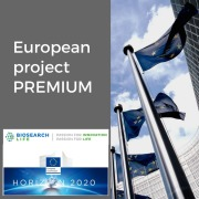 BIOSEARCH LIFE WILL BE INVOLVED IN THE PREMIUM PROJECT, APPROVED BY EUROPEAN COMMISSION.