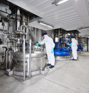 Irish Based Chemical Production Takes Centre Stage