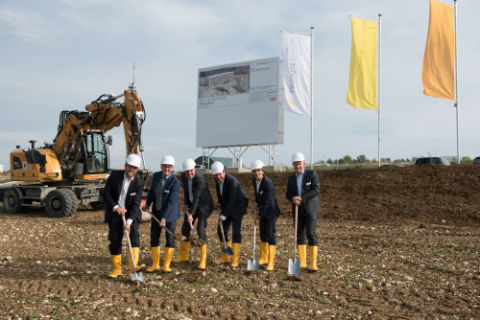 Construction starts for Sartorius' new Cell Culture Technology Centre