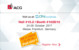 ACG at CPhI worldwide: showcases a range of foils and HPMC capsules