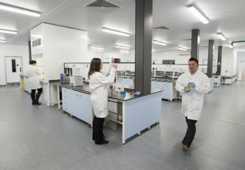 Eurofins creates one of the largest dedicated testing sites of its kind in the UK