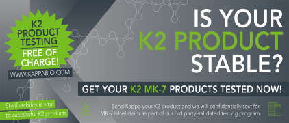 Is your K2 product stable?