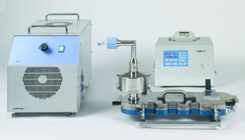 New TPK 2100 Critical Flow Controller for dry powder inhaler testing