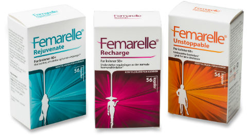 Femarelle launches new women's supplement line in US