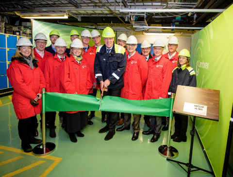 Cambrex opens large-scale capacity expansion at its Karlskoga facility