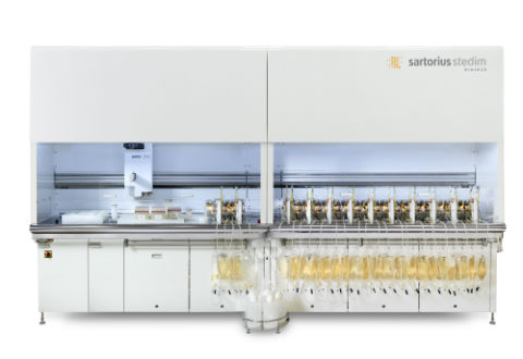 SSB launches new ambr 250 high throughput bioreactor system for perfusion culture
