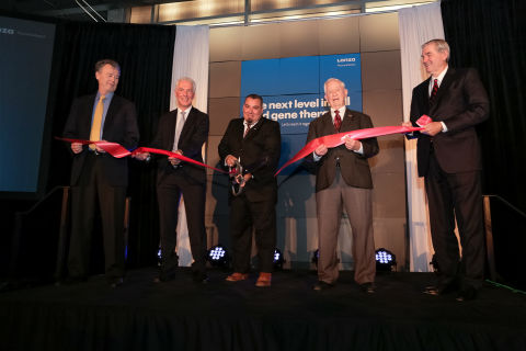 World's largest dedicated cell and-gene-therapy manufacturing facility opens