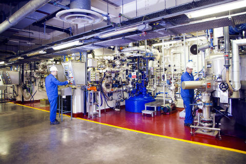 Sterling invests £6m in pilot plant facility