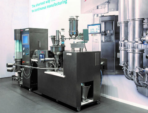 Bosch to unveil new laboratory device for continuous manufacturing