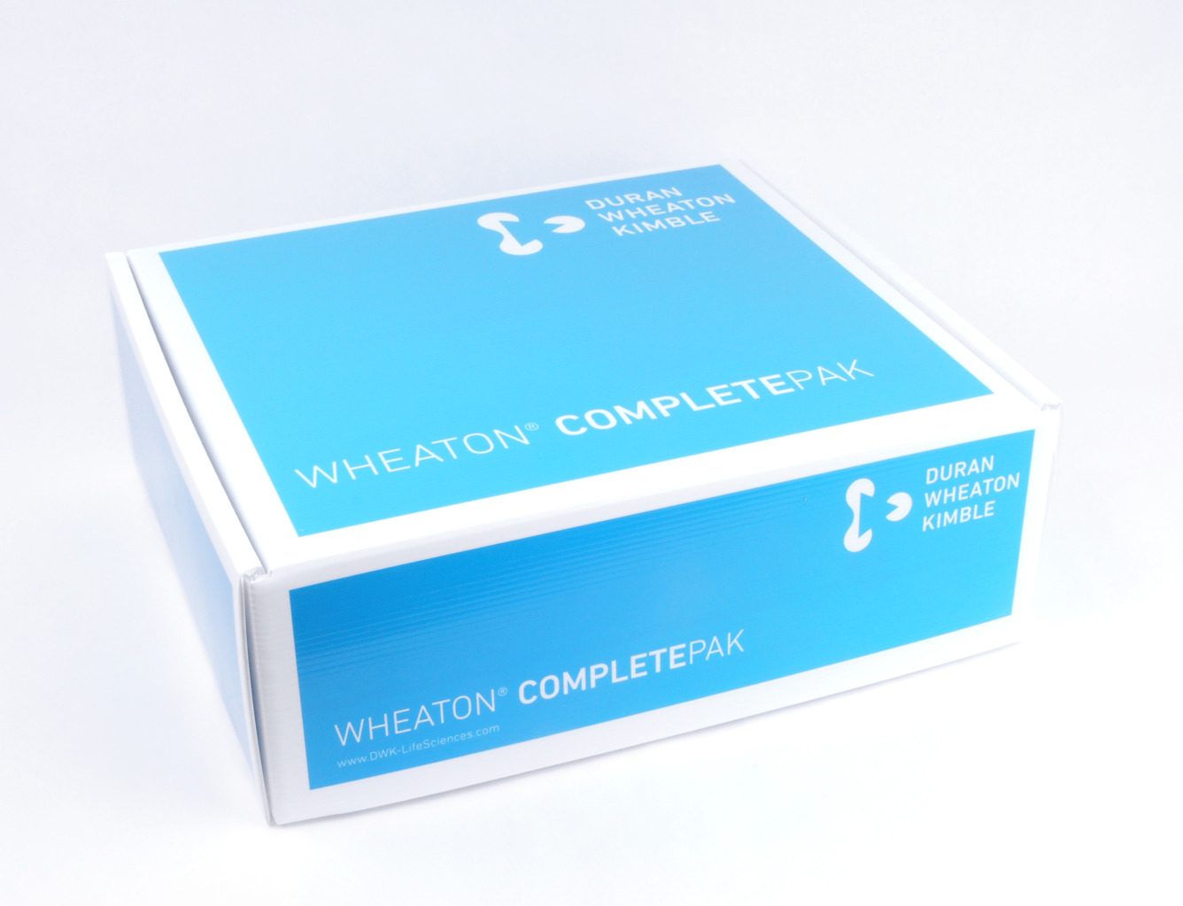 Ready-to-use WHEATON® COMPLETEPAK