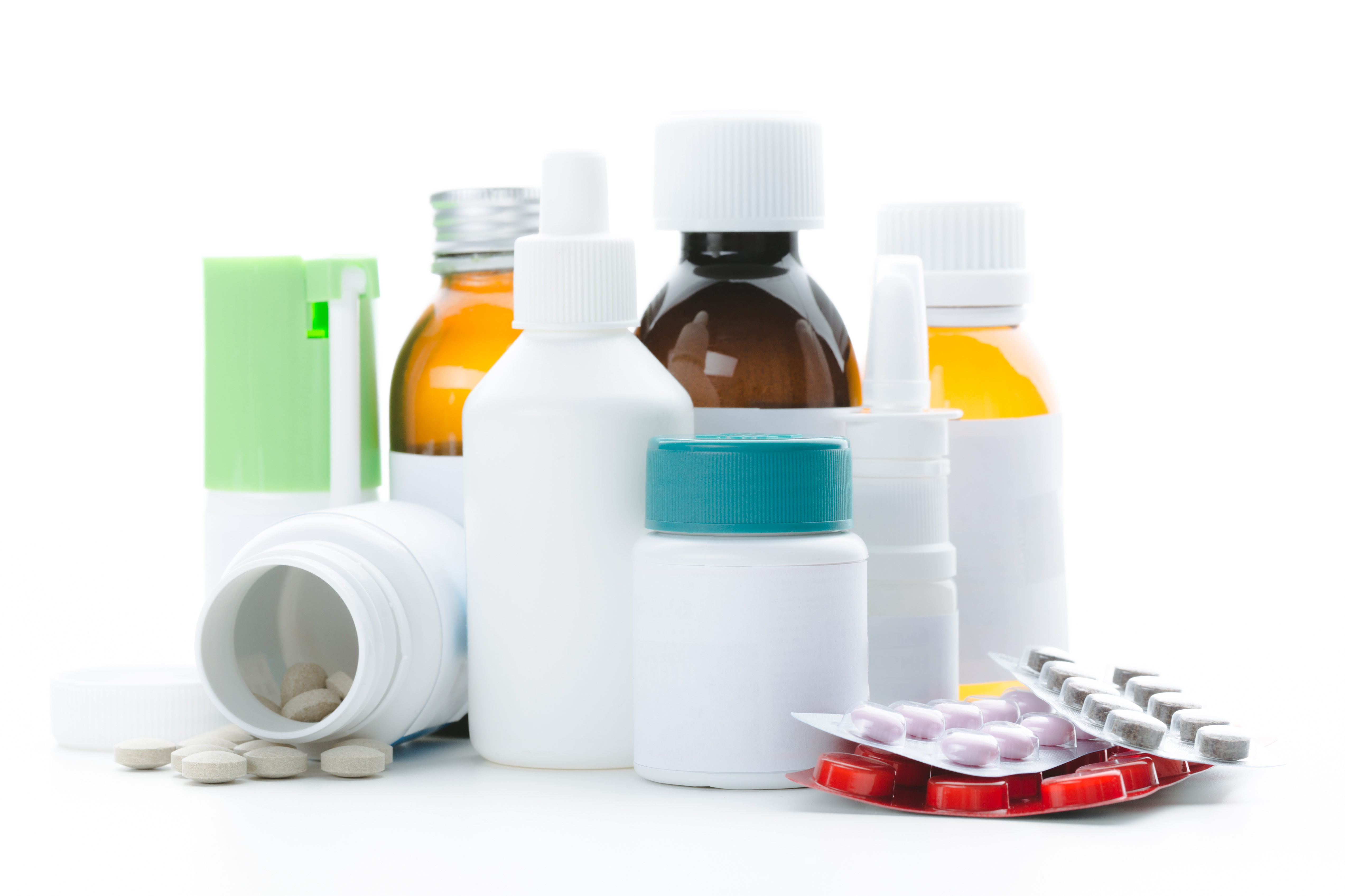 Plastic: pharma's friend or foe?