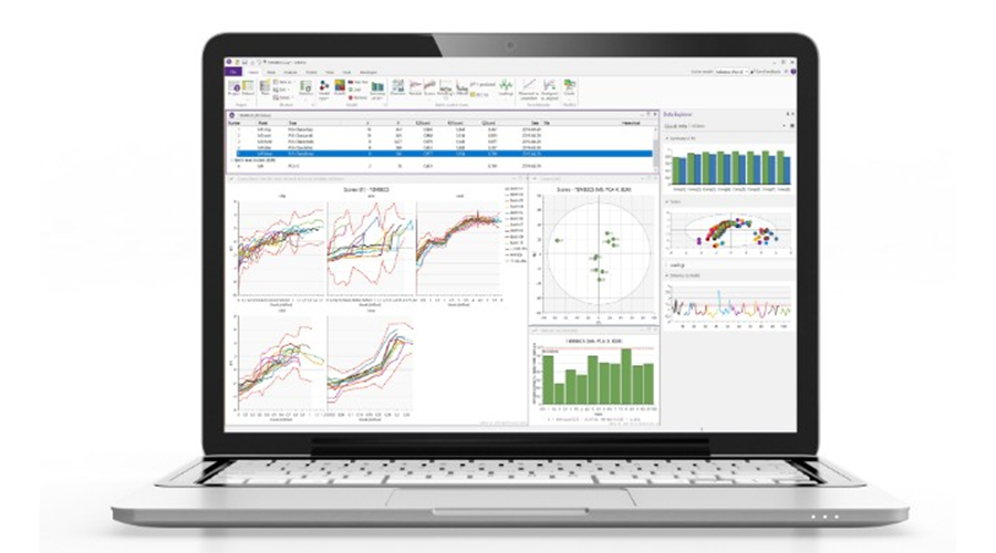 New SIMCA 16 software for multivariate data analytics