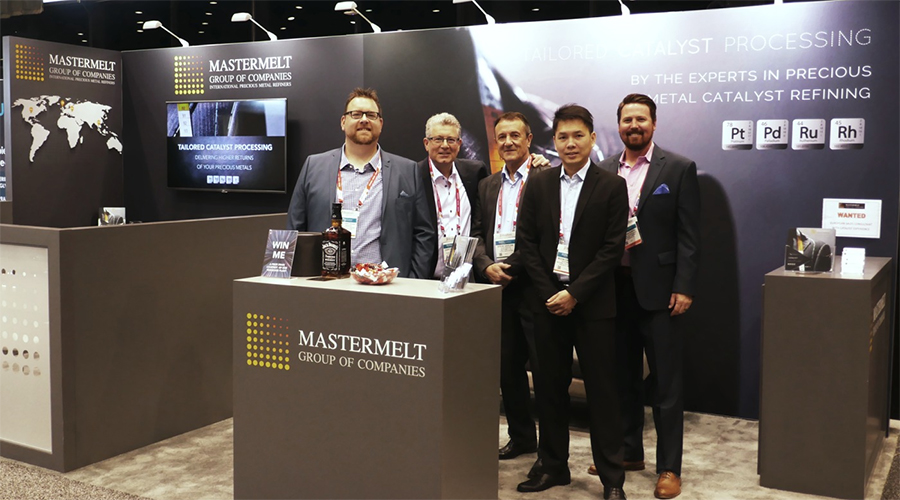 Success for Mastermelt at CPHI North America