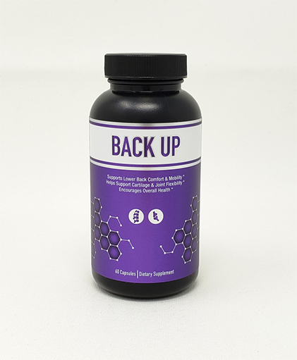 "Arnet Pharmaceutical launches, ""Back Up, Vita-Vigor"" a natural supplement"