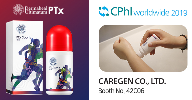 Caregen PTx delivers a first in science history