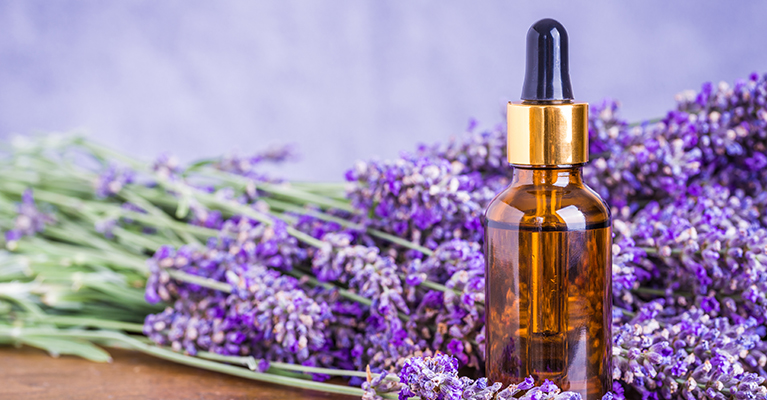Improving anxiety-induced insomnia with lavender oil