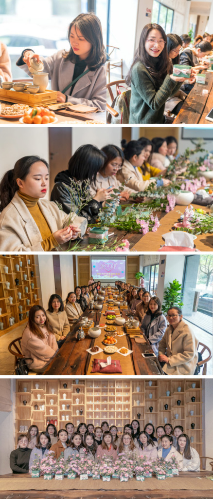 Huadi Group launched the March 8 theme event
