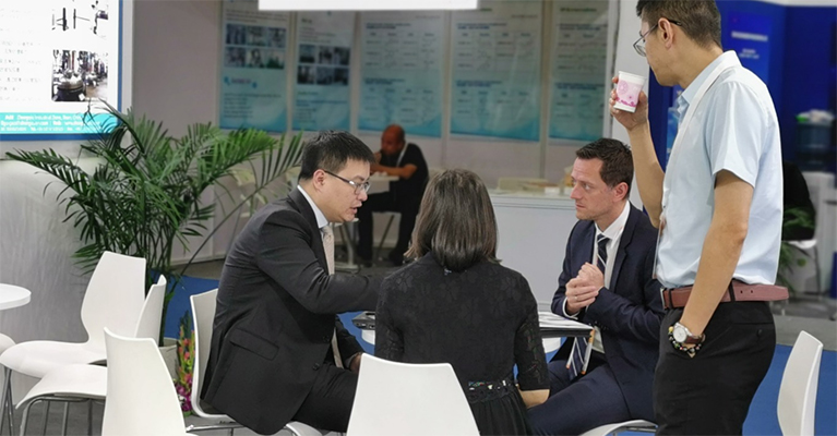 ChengDu DaShengGe Pharmaceutical at CPhI China 2019