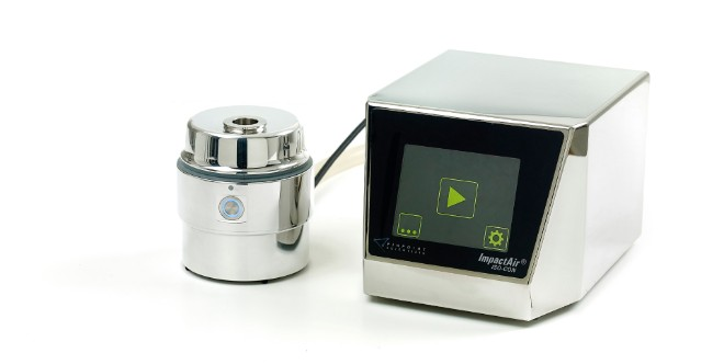 New microbial air sampler addresses continuous monitoring