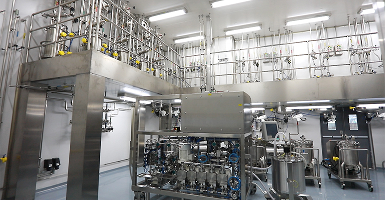 WuXi STA opens large-scale oligonucleotide manufacturing facility