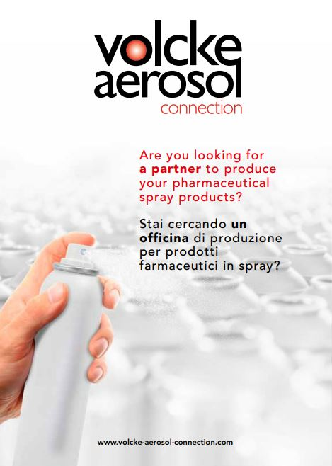 Pharma Grade Aerosols and Sprays