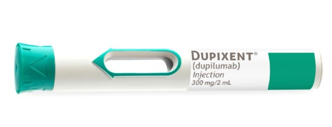 FDA approves new Dupixent prefilled pen