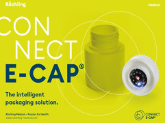 Connect-e-Cap®: A pillbox that pays attention