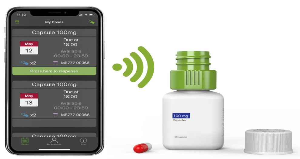 Pill Connect secures £0.5m to take electronic smart pill bottle to commercial launch